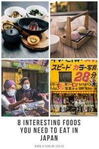 Interesting Food Japan - ATA TESOL College-min