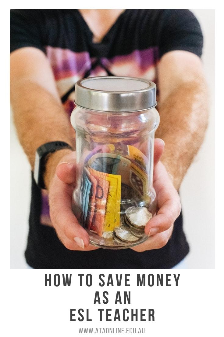 SAVE MONEY AS AN ESL TEACHER -ATA TESOL COLLEGE