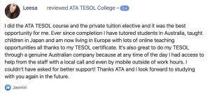TESOL Course Review TEFL TESOL