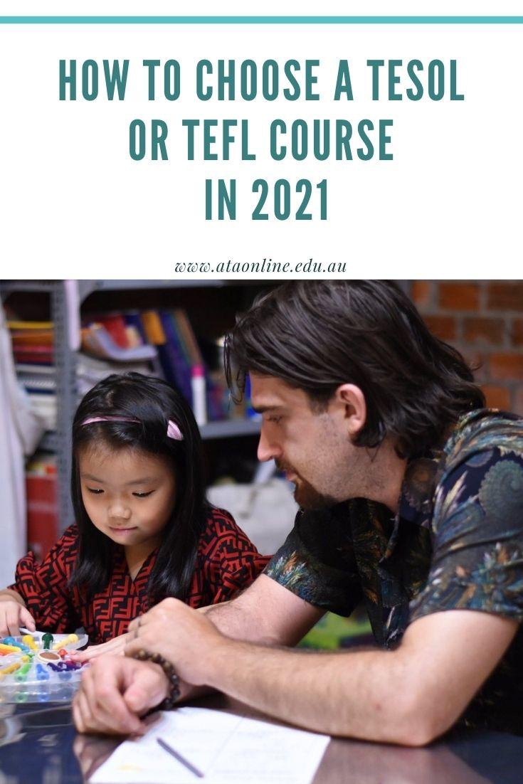 Choose a TESOL Course TEFL TESOL
